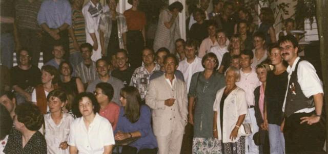 1997   10 Jahre Abi: Feier im